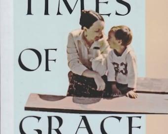 Poetry Book - Times of Grace by Vijay Singh