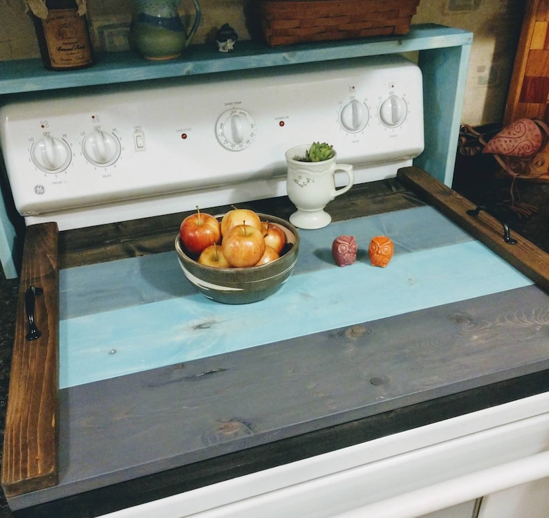 Farmhouse Spice Rack - Over The Stove Rack - Space Saving Storage - Vintage  Primitive Country Wooden Shelf, Rustic Decor, Asst Colors