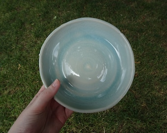 Porcelain Dish - Fine Art Ceramic Pottery - Perfect for function, decor etc