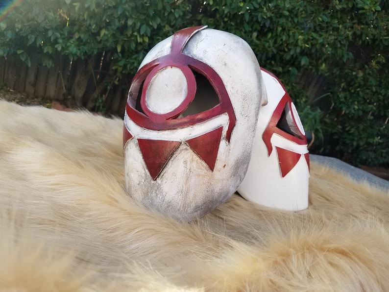 Fan Made Yiga Masks Breath of the Wild