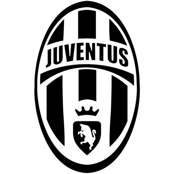 Juventus Logo Soccer Club Bedroom Original Room Decor Sticker  108c7dfeb