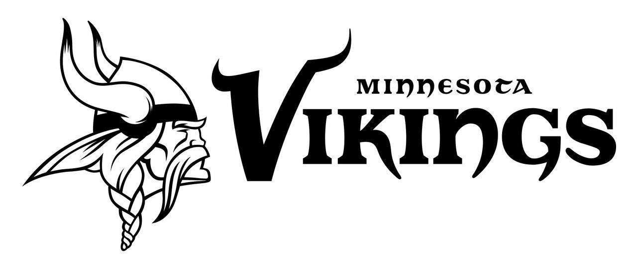 Minnesota Vikings Nfl Logo Football Sport Vinyl Sticker