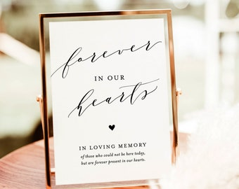 LNWS16 in loving memory sign reception sign style01  SKU this candle burns in loving memory fo those forever in our hearts wedding sign