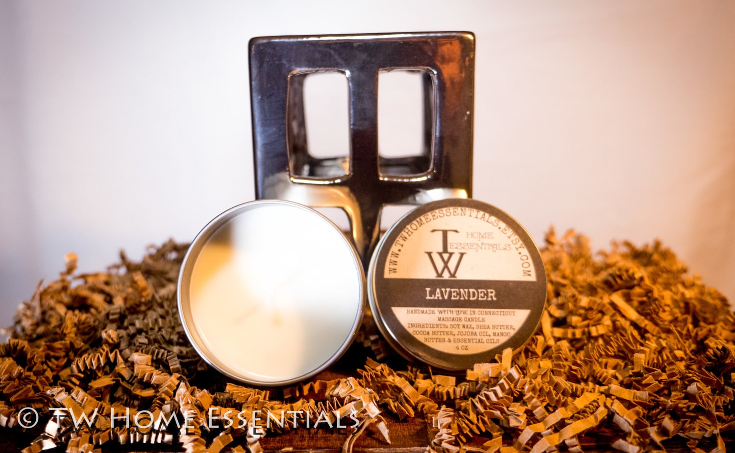 Sensual Massage Candle by TW Home Essentials