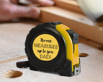 Our Love Is Beyond Measure Tape Measure Personalized Measuring Tape Gift for Husband Custom Tape Measure Gifts for Him TAPE15