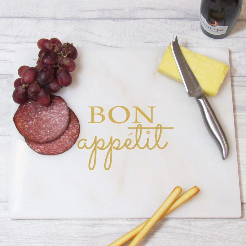 Bon Appetit Marmor Board Marmor Käseplatte Marmor | Etsy