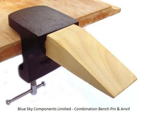 Pin combinazione Anvil Bench Anello MANDRINO Rotondo /& Ovale Bracciale Mandrino Set 5PC