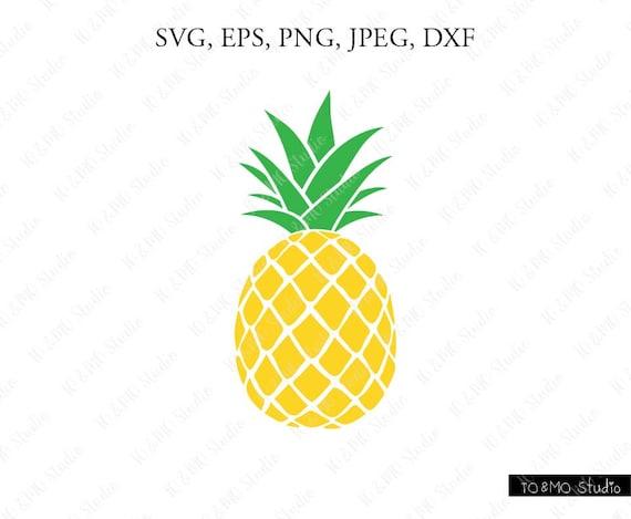 pineapple svg pineapple clipart pineapple print svg svg etsy rh etsy com pineapple clip art monogram free pineapple clip art images free