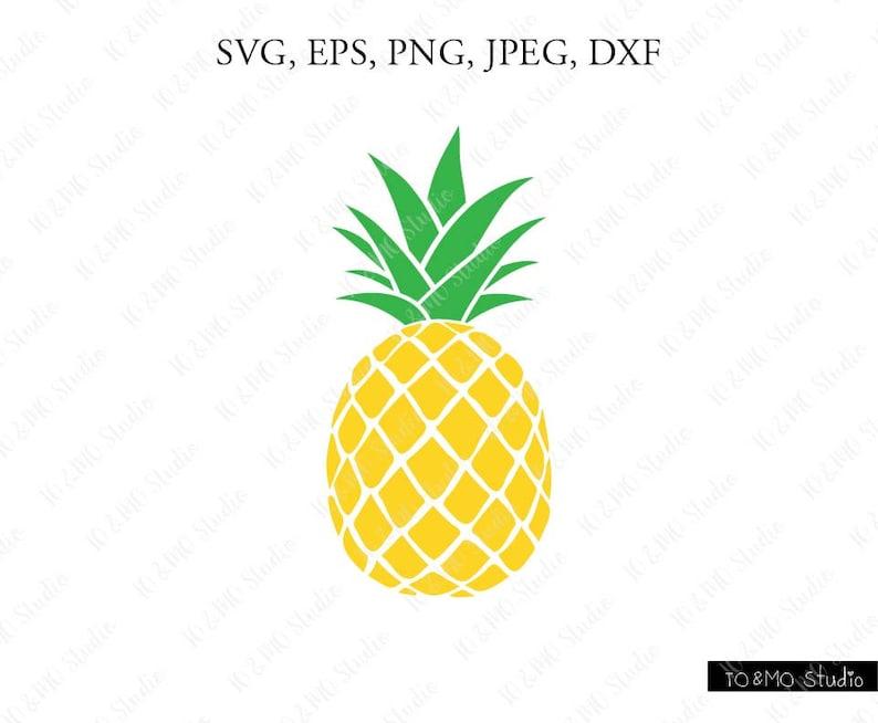 Pineapple SVG Pineapple Clipart Pineapple print SVG SVG | Etsy