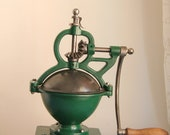 Old French coffee grinder Goldemberg A2.