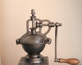 Antique French coffee grinder Peugeot Nº0.