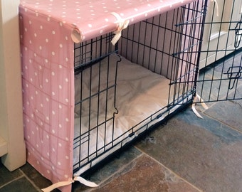dog crate cover dog crate topper large crate cover dog etsy