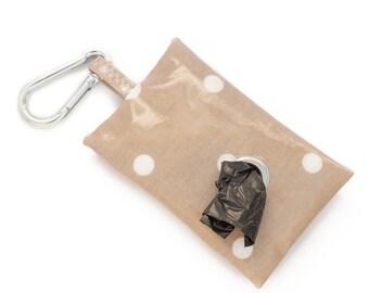 Poop Bag Dispenser – Poop Bag Holder - Dog Lover Gift  – Leash Bag – Dog Bag Dispenser  – Dog Waste Bag