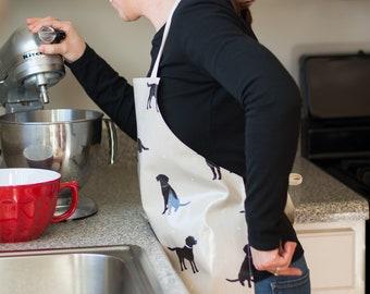 Wipe Clean Kitchen Apron - Apron - Dog Groomer Apron