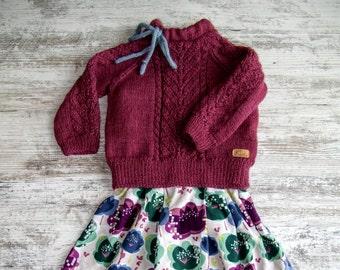 1edf34337 Alpaca baby sweater