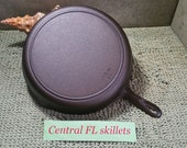 BSR 10 Century Series Made In USA Cast Iron Skillet Circa After 1967 Vintage