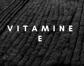 Vitamin E•Contenant 125 ml•Fabrication naturels•materiel products to make deodorant and lip balm natural