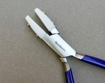 Nylon Jaw Pliers >> Beadsmith Nylon Jaw Wire Straighteners