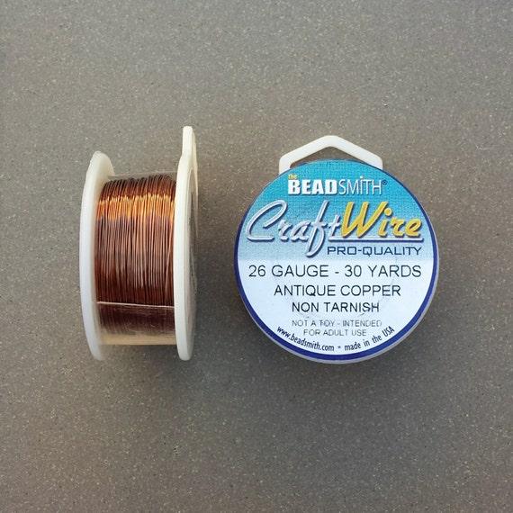 Silver Non Tarnish 24Ga Soft Wire 10 Yards Pro-Quality Craft //Buy 2 Spool /& Save