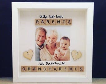 Only the best parents get promoted to grandparents