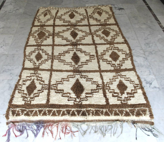 Azilal Rug One Of A Kind Handmade Beauty In Morocco A