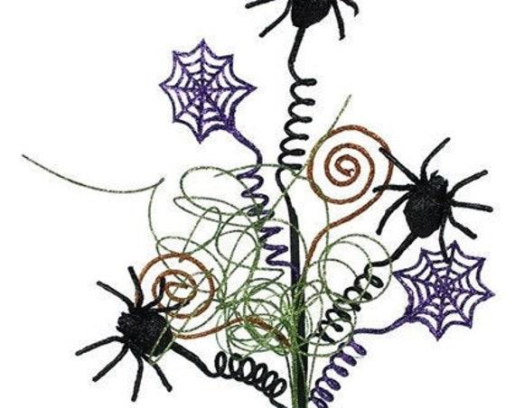 HALLOWEEN PICKS - Picks - Floral Picks - Halloween Spray - Floral Sprays