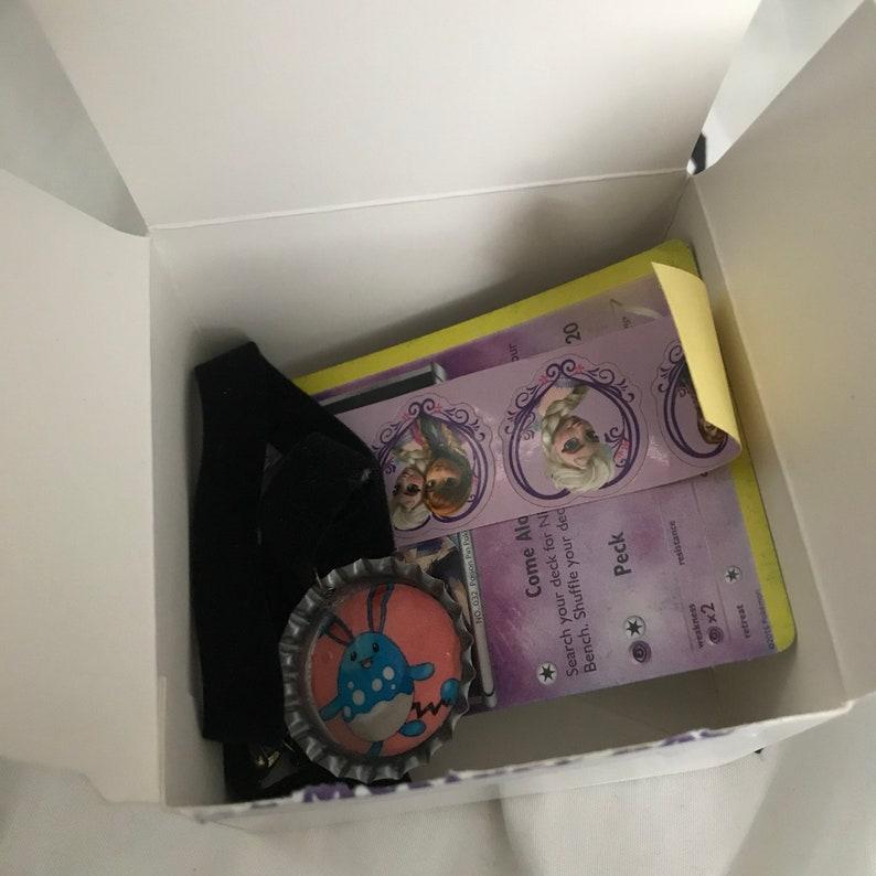Mystery Fandom Jewelry Box