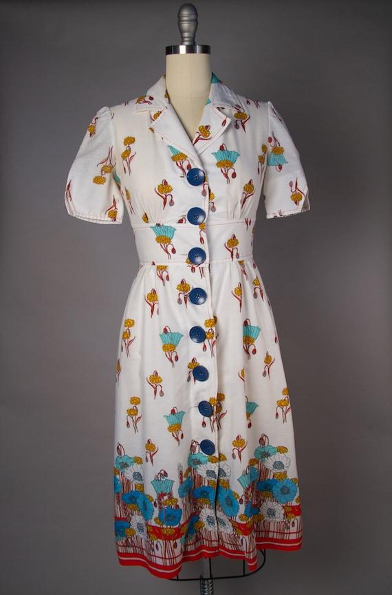 Vintage 1980s | Vintage Dress | 1980s does 1940s … - image 2