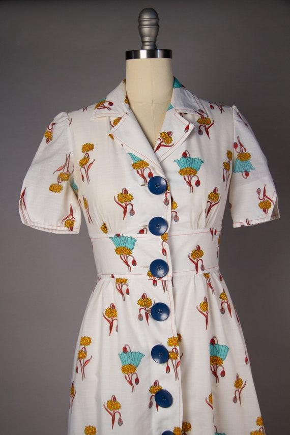 Vintage 1980s | Vintage Dress | 1980s does 1940s … - image 3