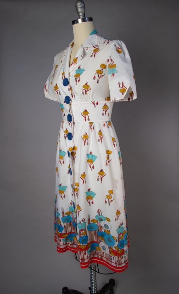 Vintage 1980s | Vintage Dress | 1980s does 1940s … - image 5