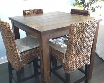 "42"" Rustic Reclaimed Wood/Bar Table, Bar Height Table, High Top Table"