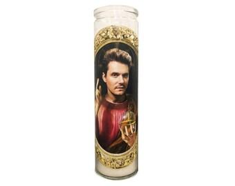 Shrine On Candles