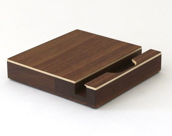 iPad Bracket Wood, Tablet, Stand, Stand, Holder, Solid, Wood, Adjustable, Oak, Walnut, Universal iPad, Pro, Samsung, huawei and much more.