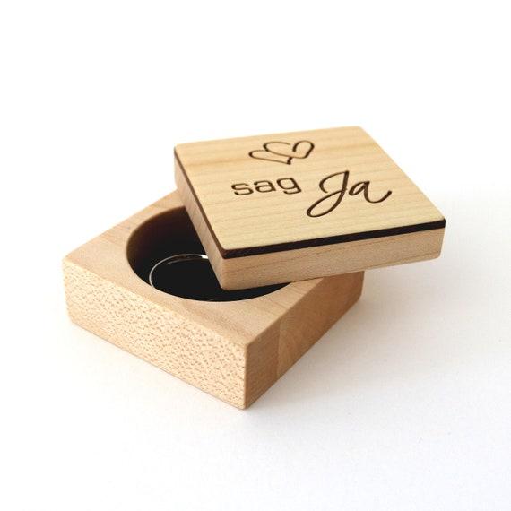 NEU Schöne Schachtel Schatulle Holz Box Kinder DOSE 03