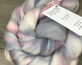 Merino combed Top for Spinning and Felting