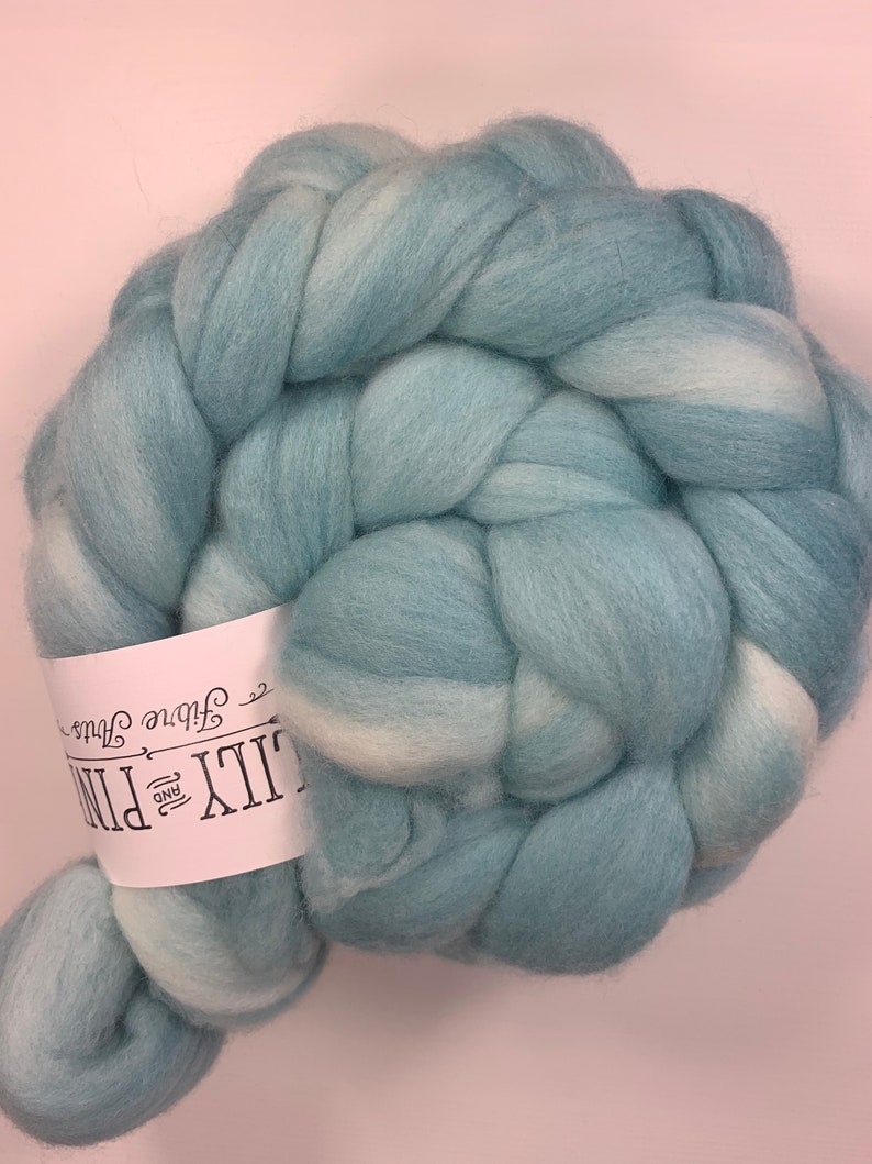 90aaf7c2907c5 Merino Combed Top Roving for Spinning and Felting