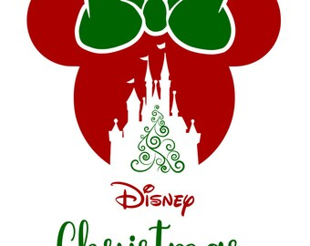 disney christmas svg etsy