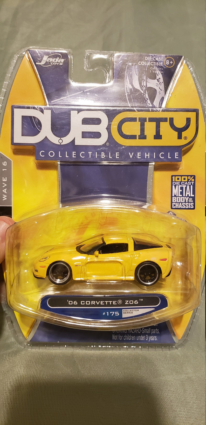 Dub City Collectible Vehicle