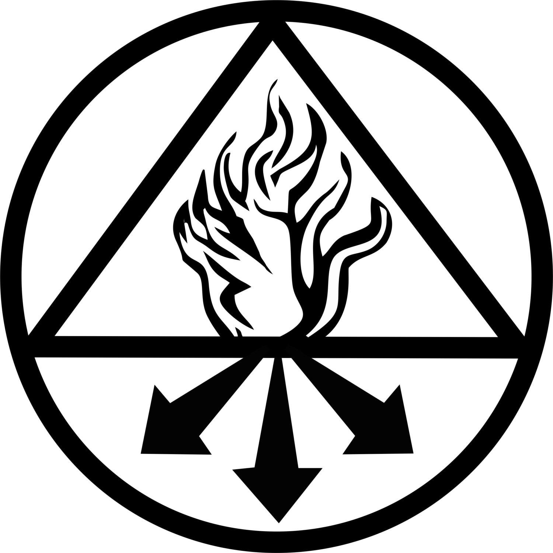 Sulfur Of The Philosophers Vinyl Decal Etsy