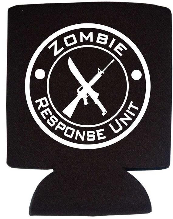 Zombie Response Unit black Coosie