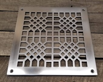 Custom vintage-style vent covers