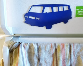 Chevy Van Fridge Magnet