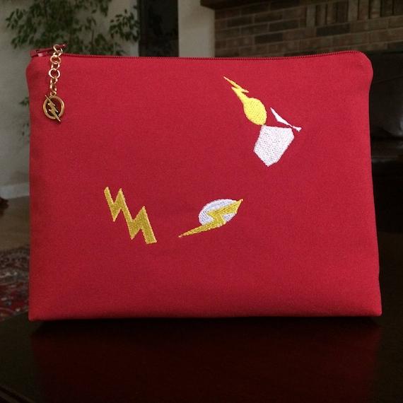 The Flash Barry Allen Shoulder Strap Clutch Bag