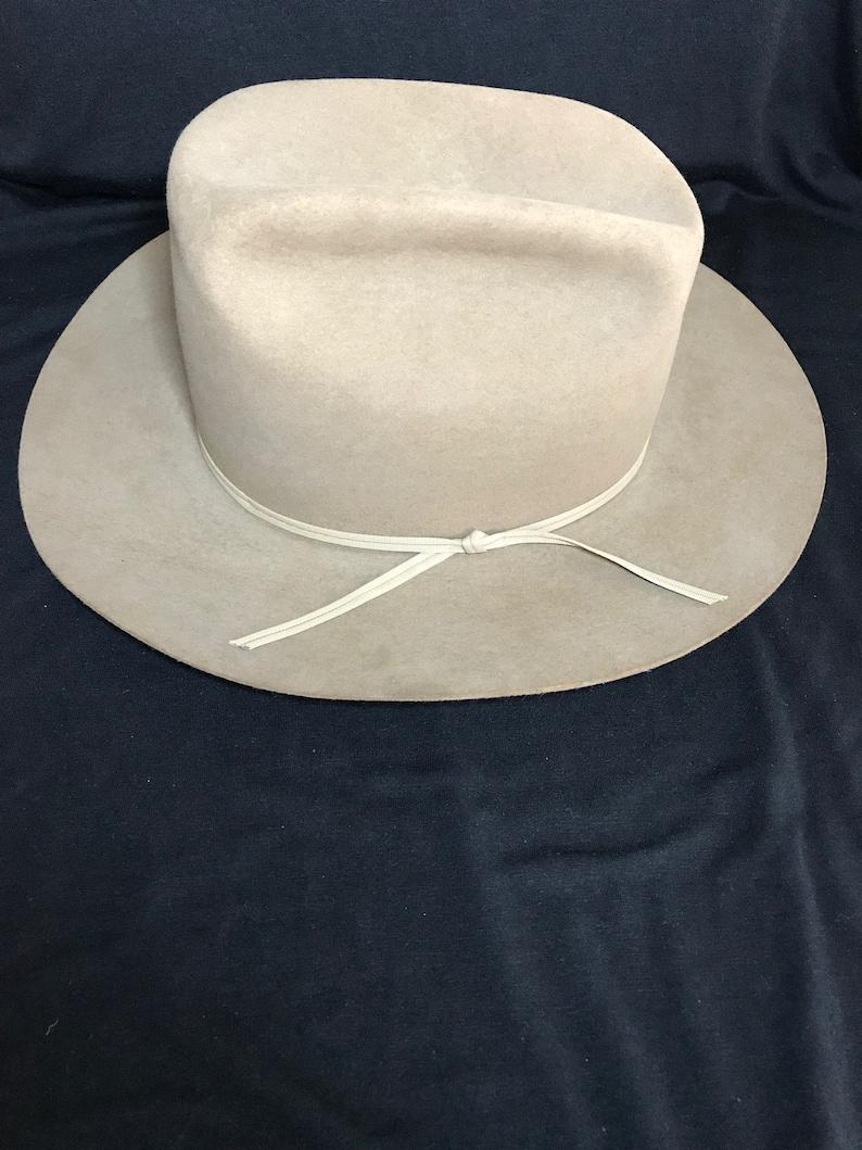 Vintage Resistol cowboy hat the Westerner beaver  0c12ca4512a