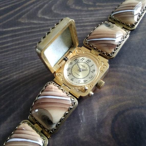 Womens watches Сhaika (Seagull), bracelet with ena