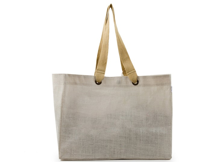 RONGO Extra Large and Wide Jute Bag