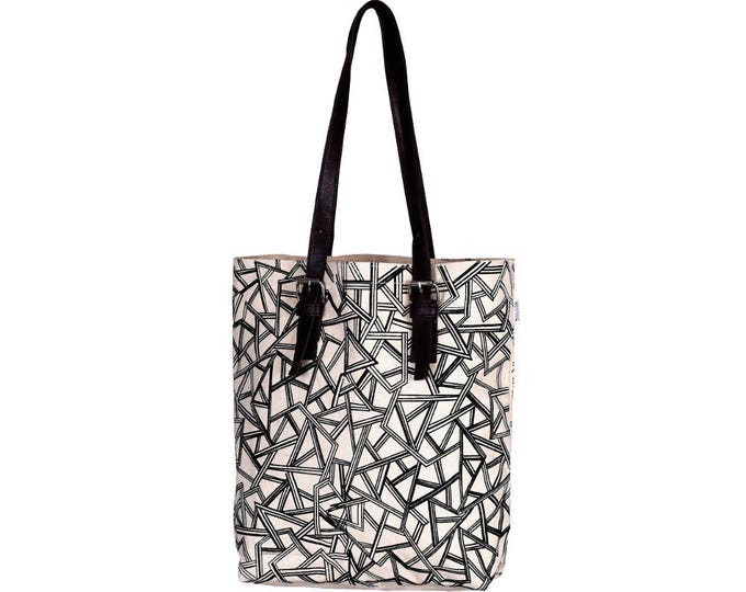 DRITI Canvas Hand Bag