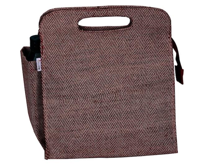 PEKE Jute Lunch Bag