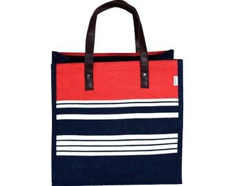 BORA Jute Tote Bag