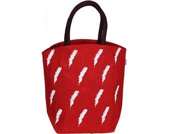 SAC Jute Hand Bag